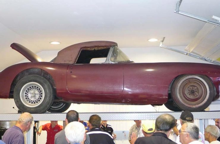 1960 Briggs Cunningham Le Mans Corvette Was Once Advertised on Craigslist for $700