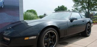 1985 Lingenfelter Corvette Donated to the National Corvette Museum