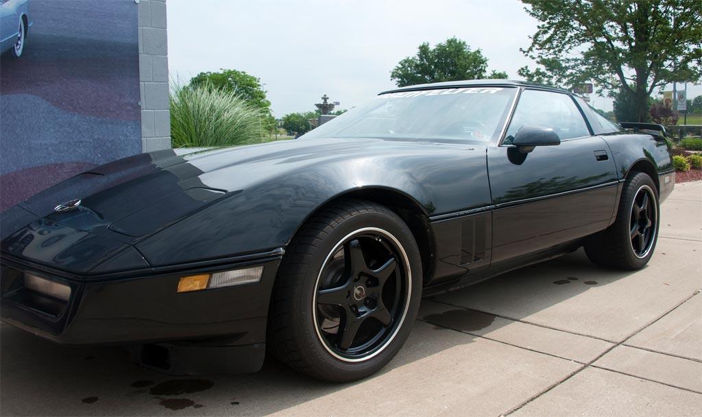 1985 Lingenfelter Corvette Donated to the National Corvette Museum