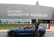 Here's How Many Admiral Blue Corvettes Were Made in 2016