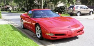 [VIDEO] High Mileage C5 Corvette Now Has 709,972 Miles