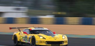 Corvette Racing at Le Mans: Garcia Fastest Driver in GTE Pro Class on Test Day