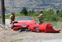 [ACCIDENT] Speeding C5 Corvette Loses Rear End in Canadian Crash