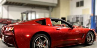 California Super Coupes Brings C7 Styling to the C5 Corvette