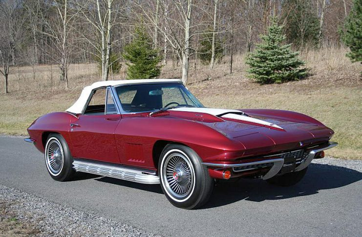 1967 L89 Convertible Heading to Barrett-Jackson Northeast