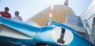 Indy 500 Exhibition Opens at the National Corvette Museum