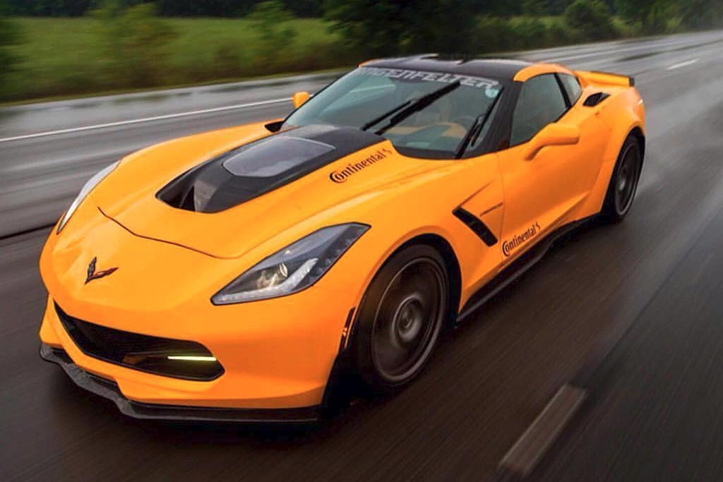 Corvette Stingray from Lingenfelter and Continental Tires ...