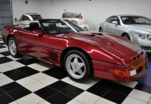 Corvettes on eBay - 1990 Callaway Twin-Turbo With Aero Kit