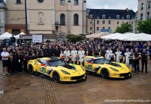 [PICS] Corvette Racing Undergoes Scrutineering at the 24 Hours of Le Mans