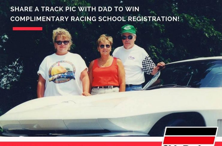 Cool Father's Day Contest from the NCM Motorsports Park