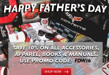 Happy Father's Day from Zip Corvette Parts