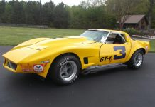 Corvettes on eBay: Classic 1969 GT-1 Corvette Racer