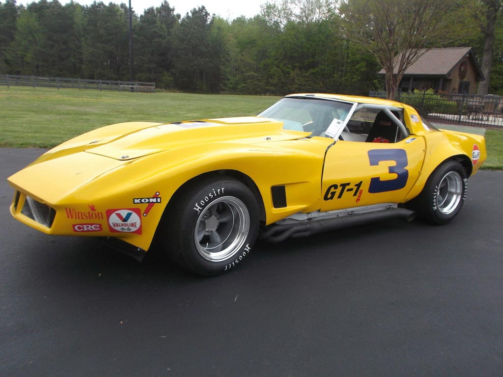 Corvettes On Ebay Classic 1969 Gt 1 Corvette Racer Corvette Sales News Lifestyle