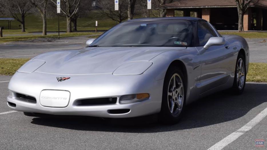 [VIDEO] Regular Car Reviews:  The C5 Corvette