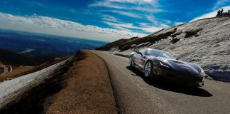 Sam Schmidt to Race Semi-Autonomous Corvette Z06 at Pikes Peak