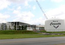 Corvette Assembly Plant Receives Additional $290 Million Investment from GM