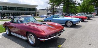 [GALLERY] Midyear Monday – Bloomington Gold Edition (45 Corvette photos)