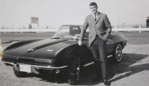 Fifty Years Ago Today My Father Bought a 1966 Corvette