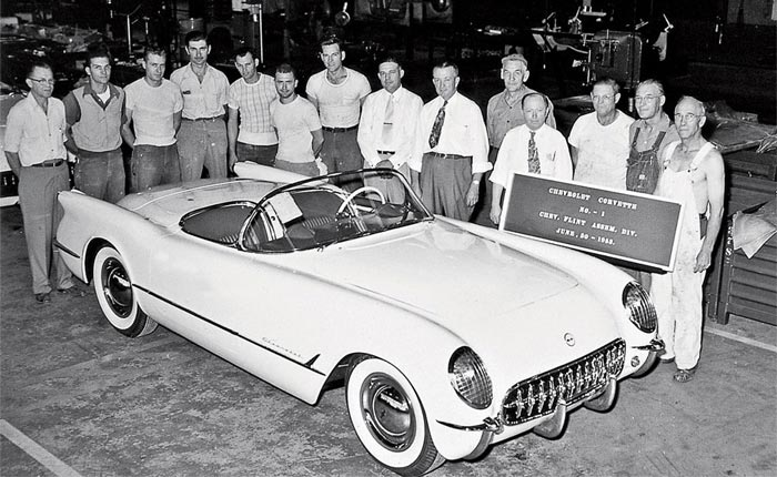 Happy Birthday Corvette! America's Sports Car Turns 63 Today