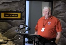 Corvette Museum's Wendell Strode Recovering from Heart Attack While Vacationing in Alaska