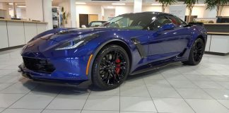 STUDY: Chevrolet Corvette is the Discussed Vehicle on the Web