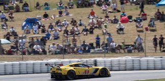 Corvette Racing at Lime Rock