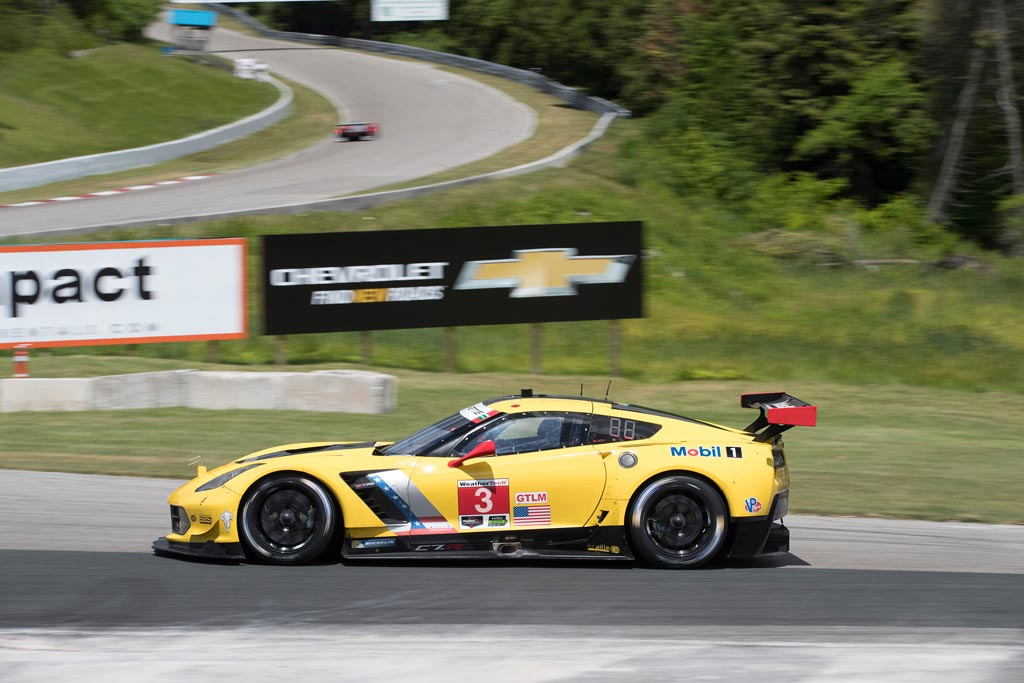 Corvette Racing in Canada: Banner Day for Corvette Teams