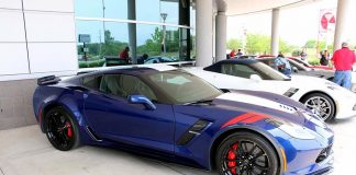 2017 Corvette Model Year Production Begins Today