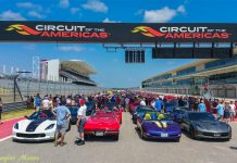 Get Ready for the 2016 Corvette Invasion at COTA on July 23-24