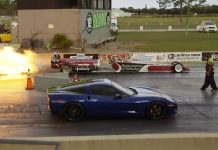 [DVR ALERT] Jay Races a Jet Dragster in a C6 Corvette Tonight on Jay Leno's Garage