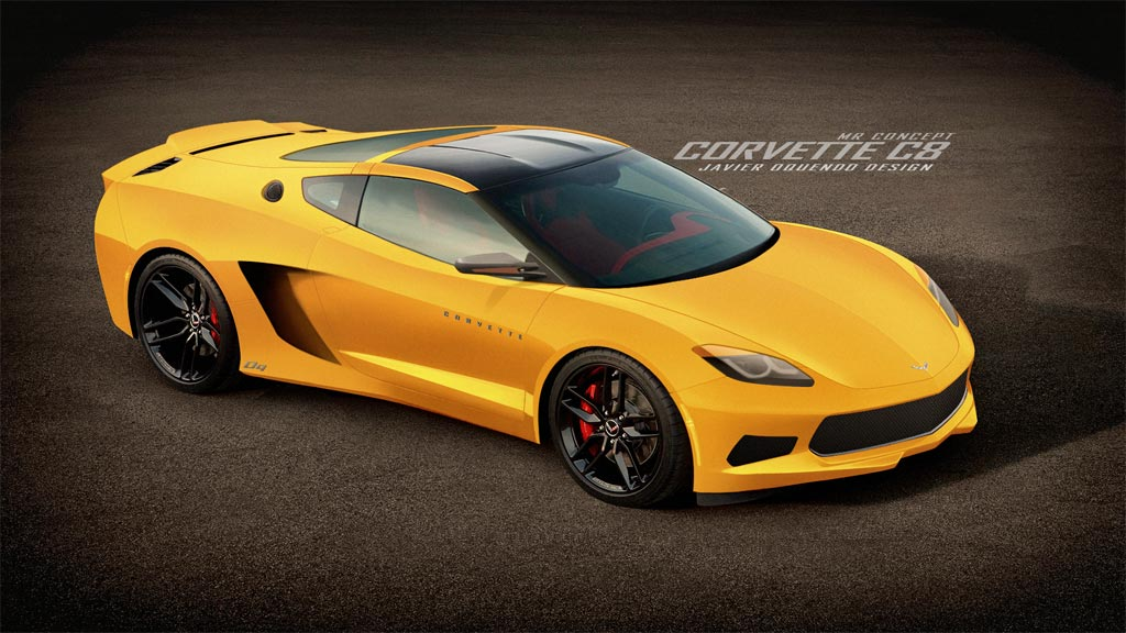Is a Mid-Engine Corvette a Terrible Idea? - Corvette ...