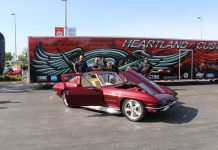 [PICS] Heartland Customs Delivers a Custom 1963 'SPECVETTE' Corvette Sting Ray