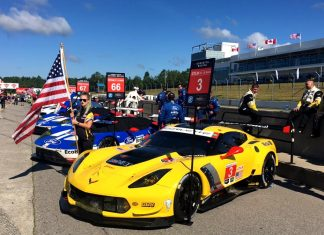 No Change for Corvette C7.Rs in New Round of IMSA BoP Adjustments