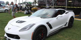 2017 Corvette Z06 Will Feature New Supercharger Design for Better Cooling