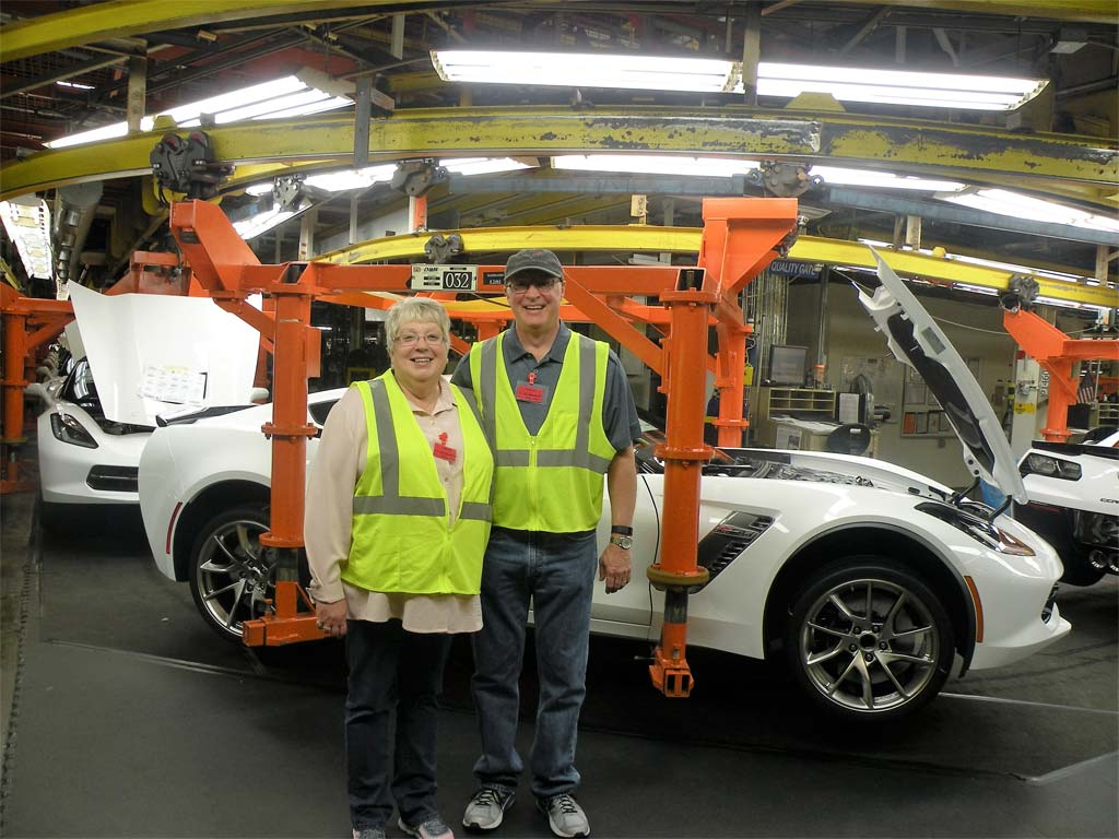 The Sorensons are Latest Corvette Enthusiasts to Join the NCM Motorsports Park One Acre Club
