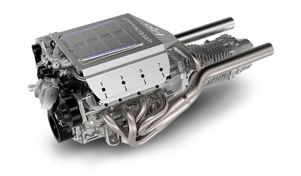 RUMOR: Chevy Developing New LT5 V8 with 750 HP for Mid-Engine Corvette