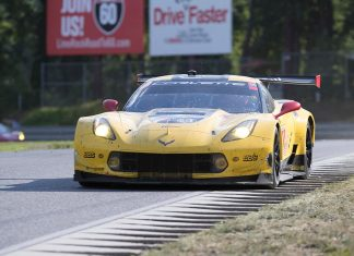 Corvette Racing at Lime Rock: One-Two Finish on an Historic Day