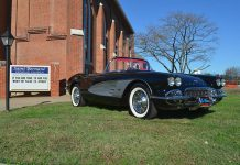 Last Call for Tickets to Win a 1961 Corvette from St. Bernard's Classic Car Raffle