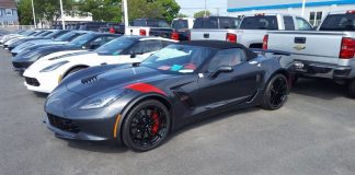 [GALLERY] The New 2017 Corvette Grand Sports Have Arrived at Kerbeck!