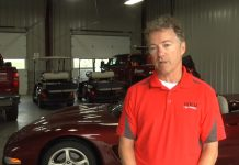[VIDEO] Senator Rand Paul Drives a Corvette at the NCM Motorsports Park