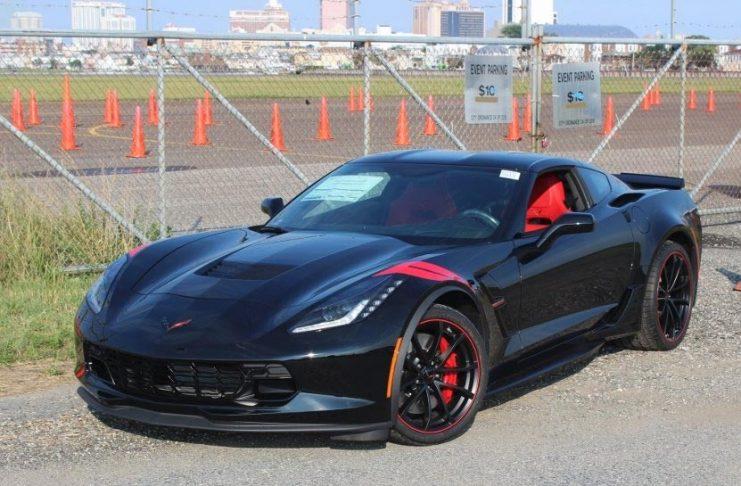July 2016 Corvette Sales