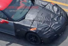 [SPIED] C7 Corvette ZR1 Prototype Captured Testing