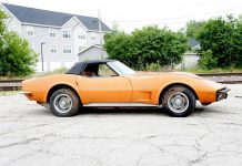 Corvettes on eBay: Barn-Find 1973 Corvette with 31,570 Original Miles