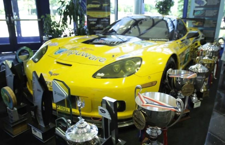 [VIDEO] Mobil 1 Celebrates Corvette Racing's 100 Wins in Sportscar Racing