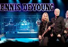Corvette Funfest Announces Saturday Concert with Dennis DeYoung and the Music of STYX