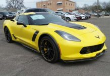 Still Want a 2016 Corvette Z06 C7.R Edition? Here's One Priced at $11K Under MSRP!