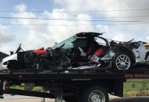 [ACCIDENT] Texas Corvette Driver Killed in Suspected DUI Crash with Off-Duty Police Officer