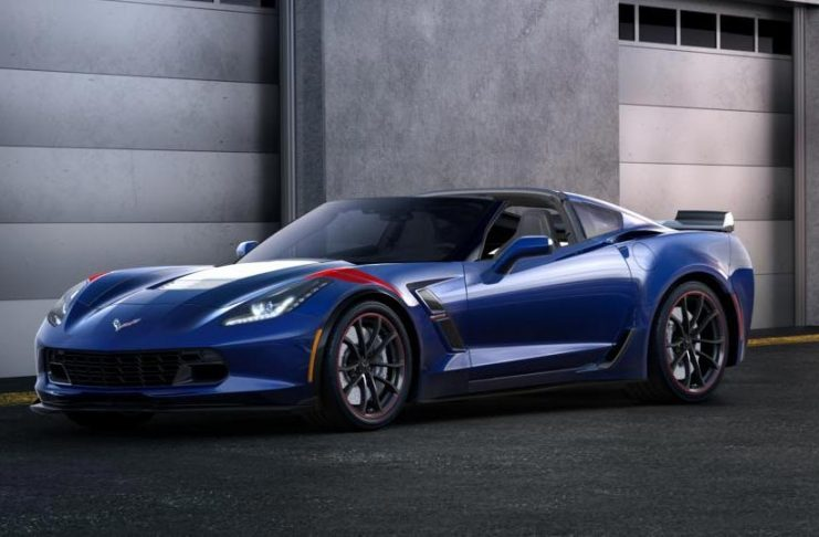 2017 Corvette Stingray and Grand Sport Configurator is Now Live