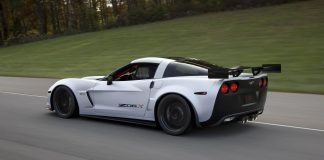 9 Reasons Why the C7 Corvette ZR1 Prototype is Actually a Z06X Track Car