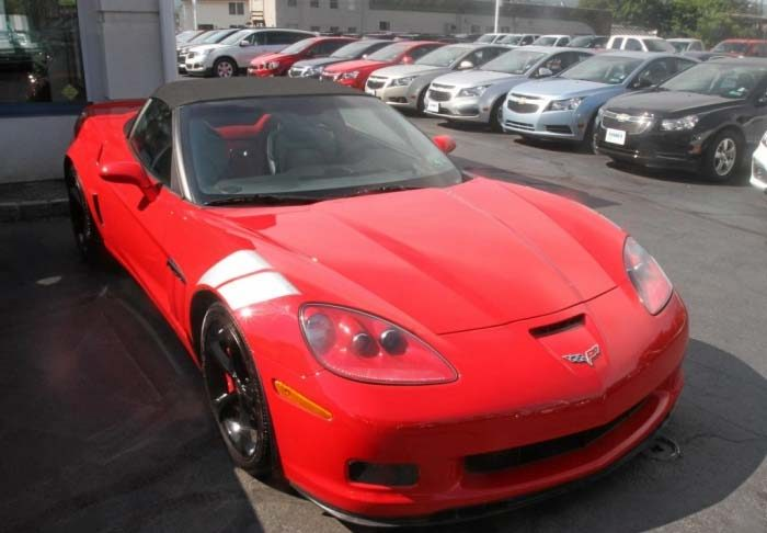 Cool Doctor Arranges a Weekend Corvette Drive for a Patient Diagnosed with Lung Cancer